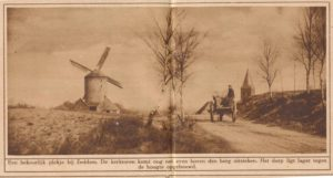 Zeddam korenmolen 1926 Jan Willemsen